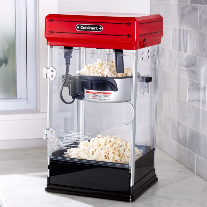 Cuisinart Professional Popcorn Maker Crate And Barrel