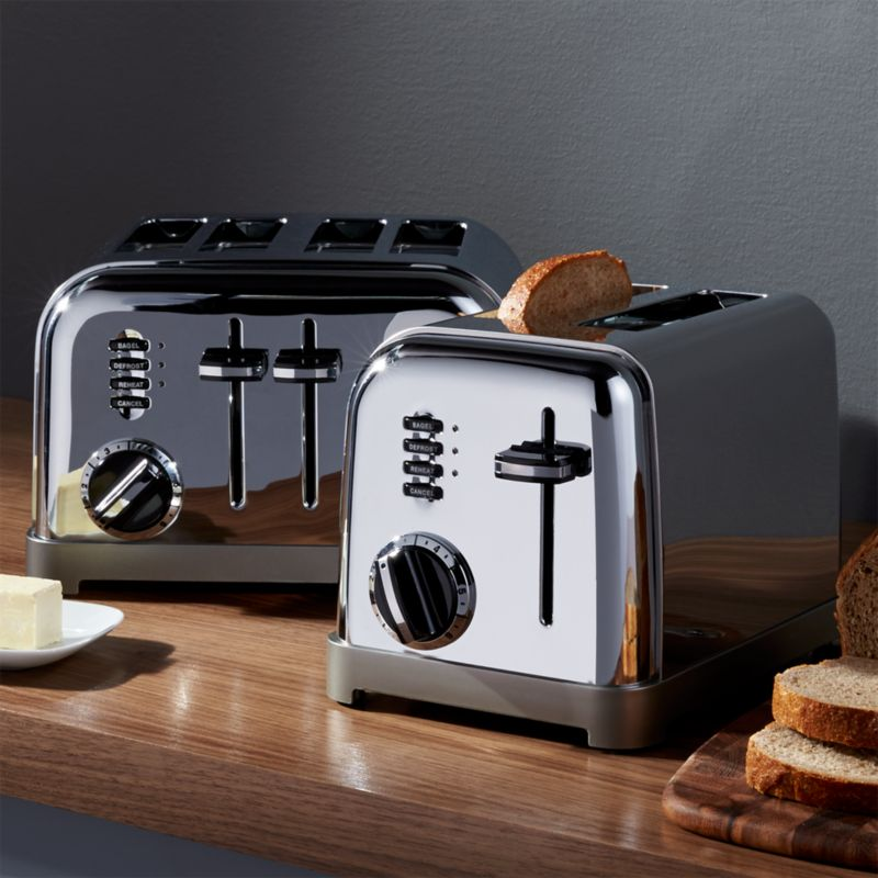 Cuisinart 174 Classic Toasters Crate And Barrel