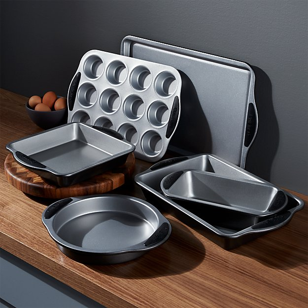 Cuisinart 174 6 Piece Nonstick Bakeware Set Crate And Barrel