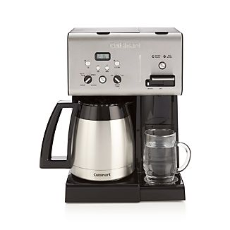 Cuisinart ® Plus 12-Cup Programmable Coffee Maker plus Hot Water System