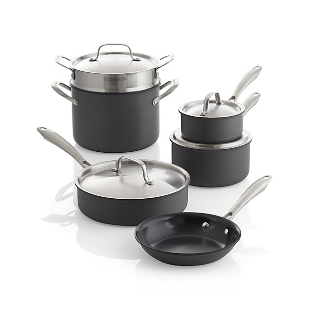 Cuisinart ® GreenGourmet ™ 10-Piece Cookware Set