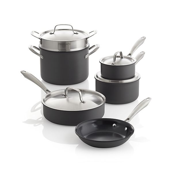 Cuisinart ® GreenGourmet ™ 10-Piece Cookware Set