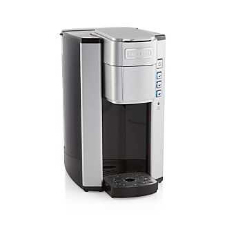 Cuisinart ® Stainless Steel Single Serving Brewer