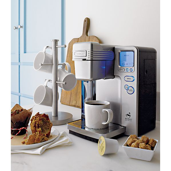 Cuisinart ® Single Serve Coffee Maker