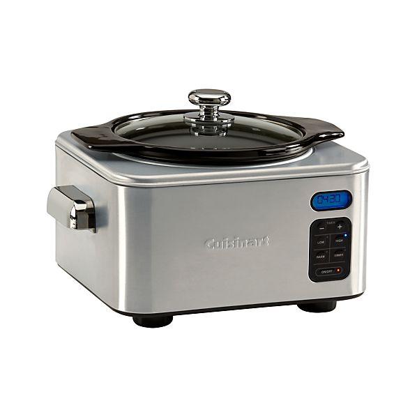 Cuisinart ® 4 qt. Digital Slow Cooker