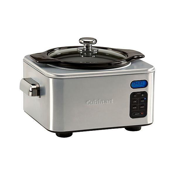 Cuisinart ® 4 qt. Digital Slow Cooker