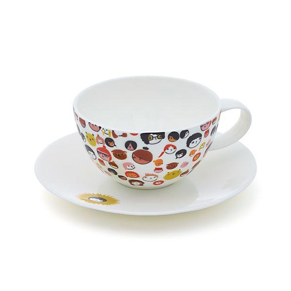 Laura Berger Designer Tea Cup