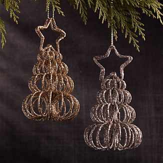 Curl Tree Place Card Holders-Ornaments