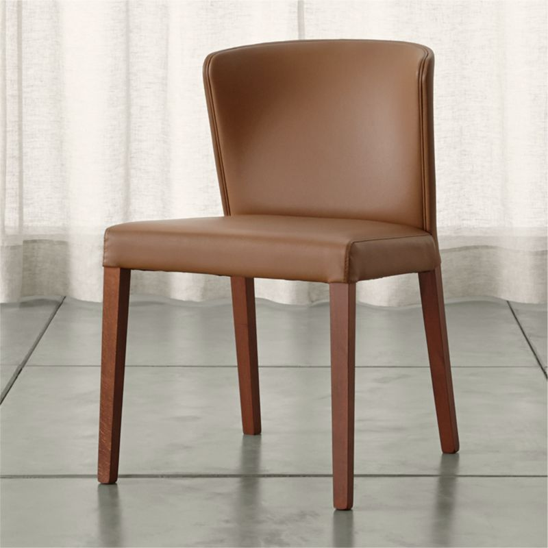 Crate And Barrel Dining Room Chairs: Curran Carmel Dining Chair