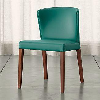 Curran Teal Dining Chair