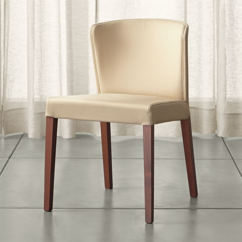 Crate And Barrel Dining Room Chairs: Curran Crema Dining Chair