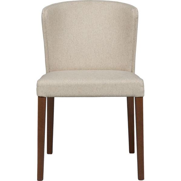 Curran Khaki Side Chair