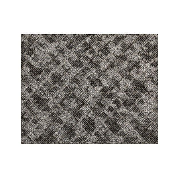 Curtis Indigo Blue Wool-Blend 8'x10' Rug