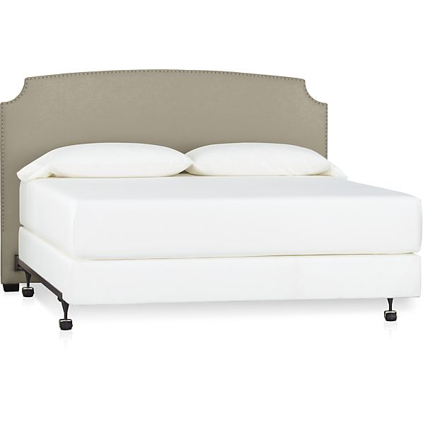 Curve King Headboard
