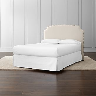 Curve Upholstered Headboard