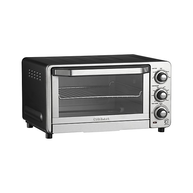 Cuisinart 174 Toaster Oven Broiler Crate And Barrel