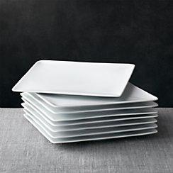 Set of 8 Cyd Dinner Plates
