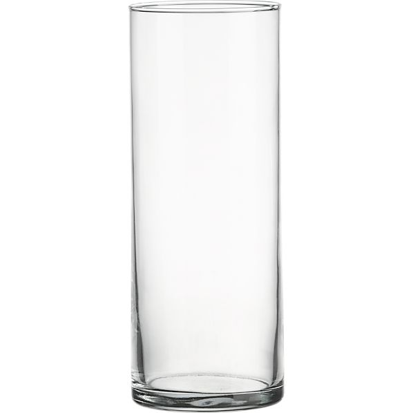 """Cylinder 9"""" Vase"""