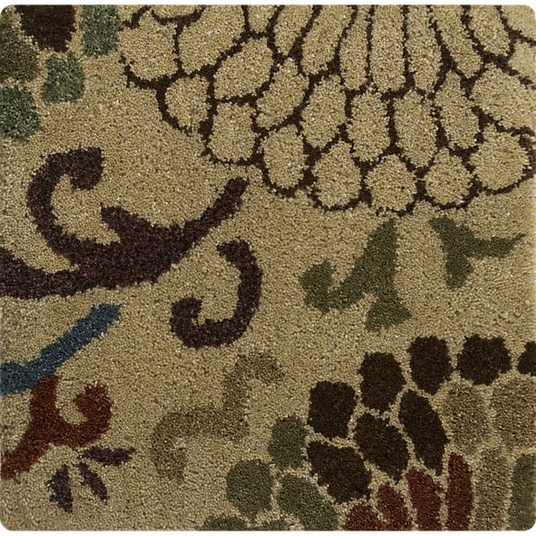 """Cyrille 12"""" sq. Rug Swatch"""