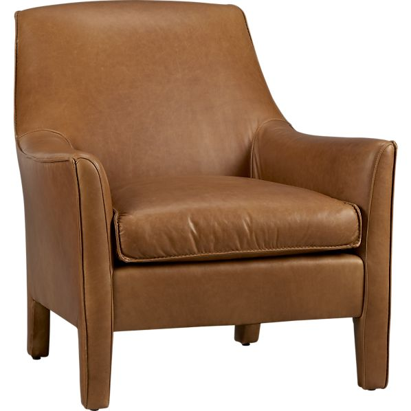 Dalton Leather Chair