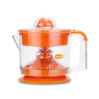 Dash ® Go Orange Citrus Juicer