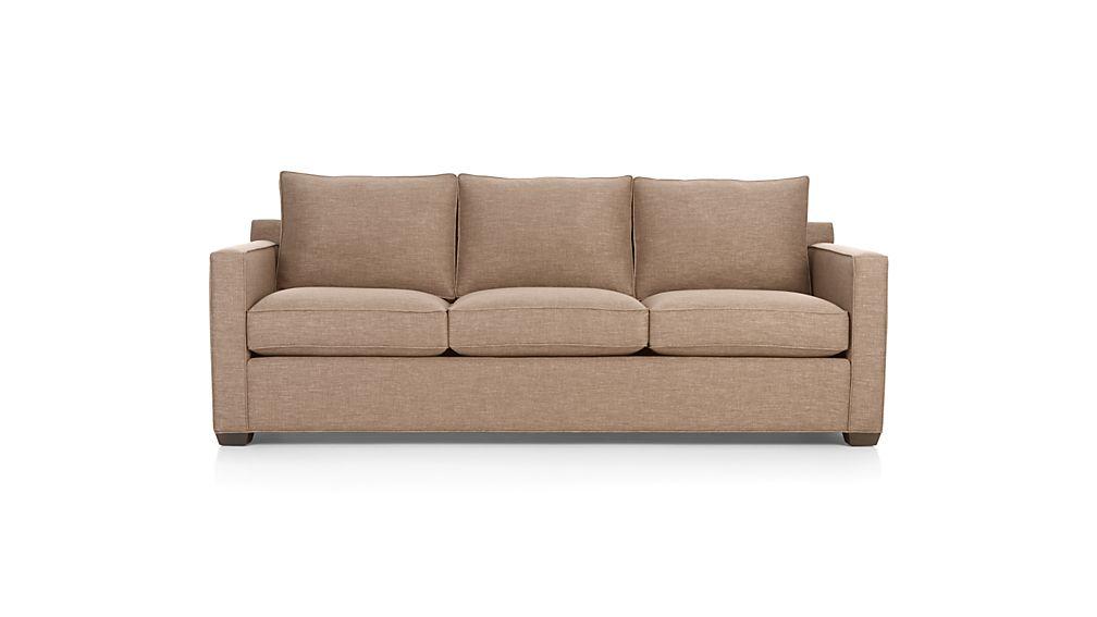 Davis 3 Seat Queen Sleeper Sofa with Air Mattress Darius