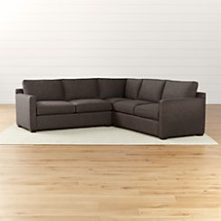 Davis 3-Piece Sectional Sofa