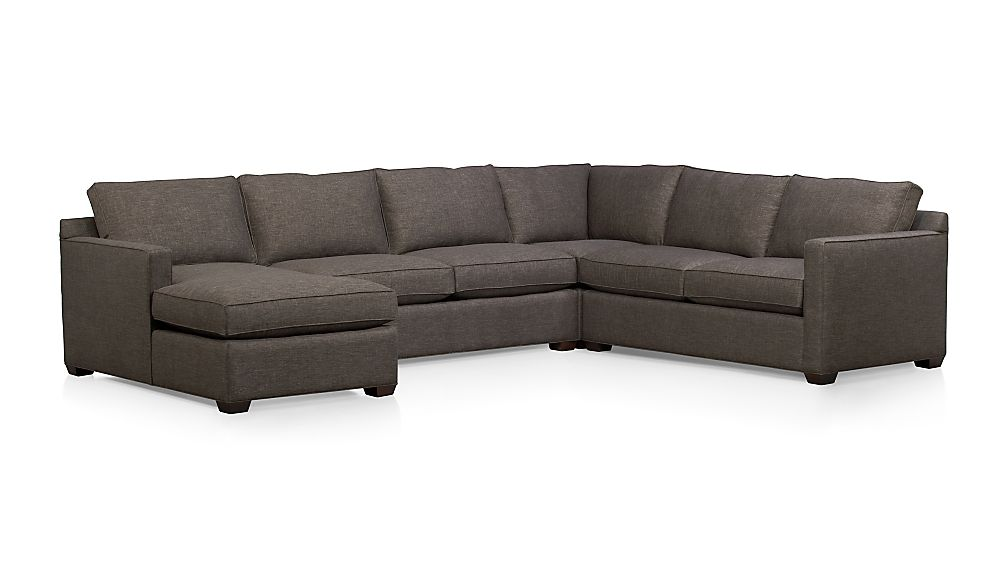 Davis Right Arm Apartment Sofa