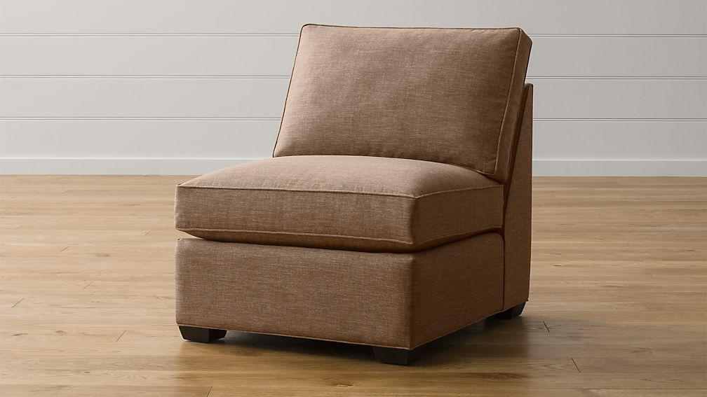 Davis Armless Chair
