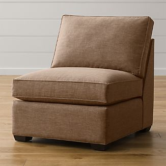 Davis Armless Chair