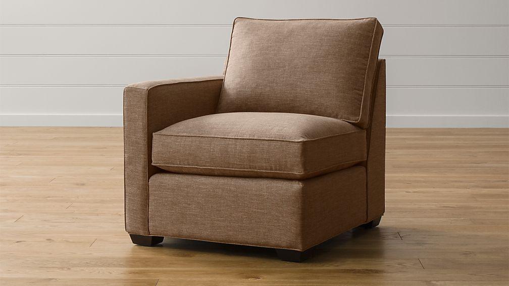Davis Left Arm Chair