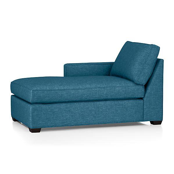 Davis Left Arm Chaise