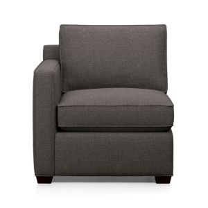 Davis Left Arm Sectional Chair