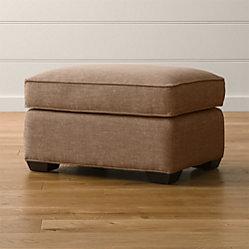 Davis 3 Piece Sectional Sofa Darius Mink Crate And Barrel