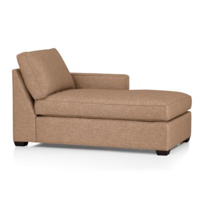 Davis Right Arm Sectional Chaise