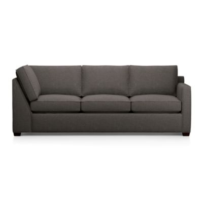 Davis Right Arm Sectional Corner Sofa