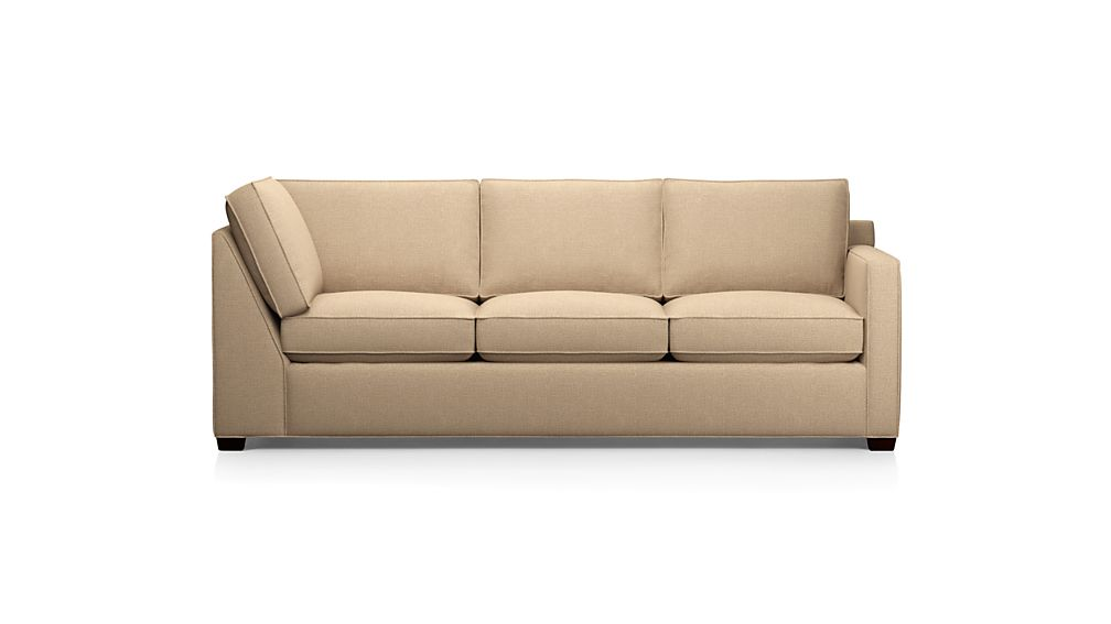 Davis Right Arm Corner Sofa