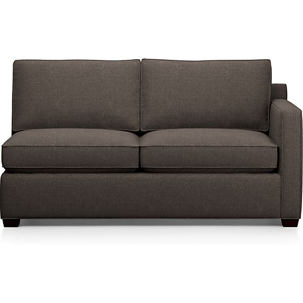 Davis Right Arm Full Sleeper Sofa