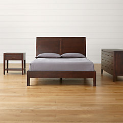 Shop Bedroom Furniture Online Crate And Barrel