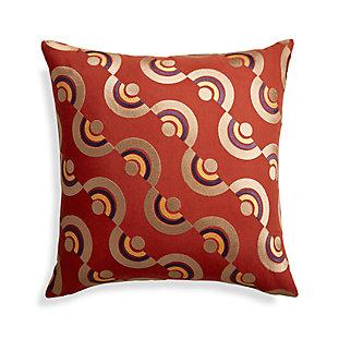 Michaela Cayenne 20 Quot Pillow With Down Alternative Insert