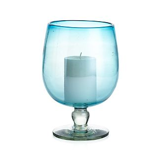 Del Mar Hurricane Candle Holder