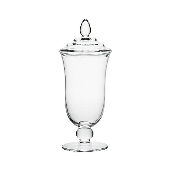 Delfina Small Covered Jar