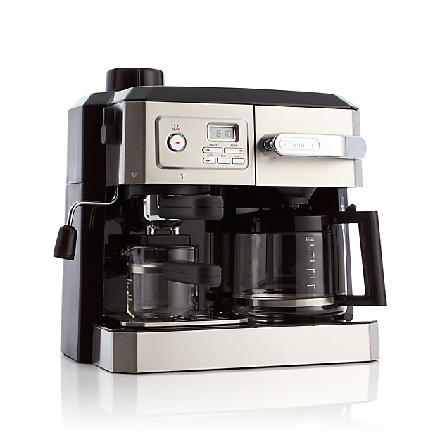 Delonghi 174 Combination Coffee And Espresso Machine Crate