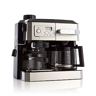 DeLonghi ® Combination Coffee and Espresso Machine
