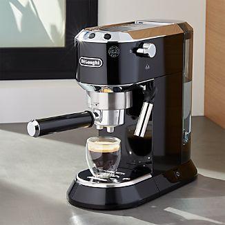 DeLonghi ® Dedica Slimline Black Espresso Maker