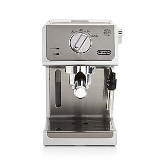 DeLonghi ® Stainless Steel Pump Espresso Maker
