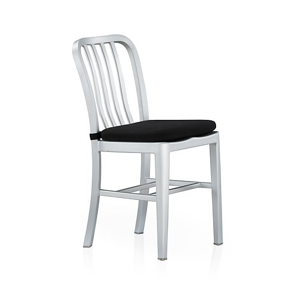 Delta Black Chair–Bar Stool Cushion