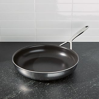 "ZWILLING ® Demeyere 5-Plus Stainless Steel 11"" Nonstick Fry Pan"