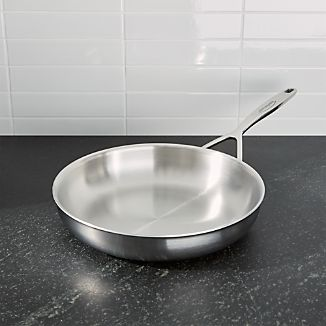 "ZWILLING ® Demeyere 5-Plus Stainless Steel 11"" Fry Pan"