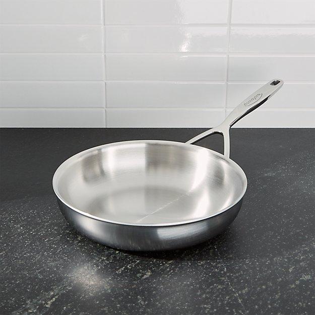 "ZWILLING ® Demeyere 5-Plus Stainless Steel 9.5"" Fry Pan"